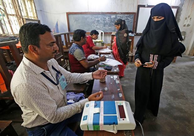 Laatste stembureaus gesloten in India, einde aan zes weken verkiezingen