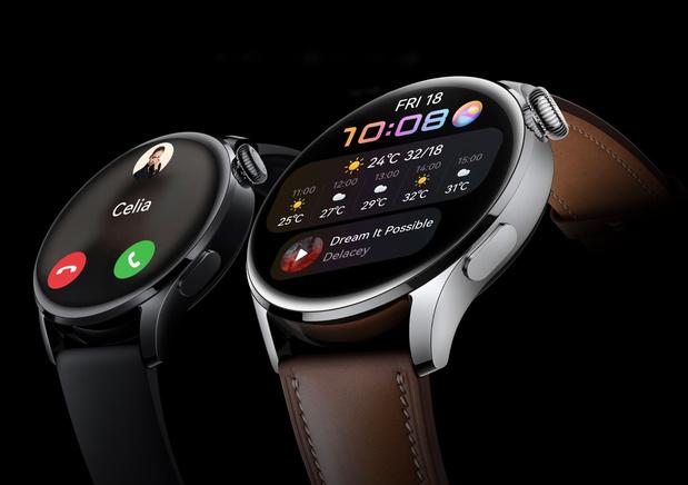 Inédit: Huawei dévoile une nouvelle montre intelligente intégrant HarmonyOS et eSIM