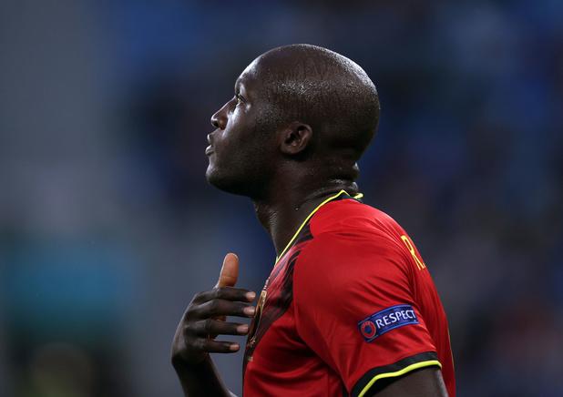Man van de match Lukaku: 'Ik heb veel tranen gelaten voor de wedstrijd'