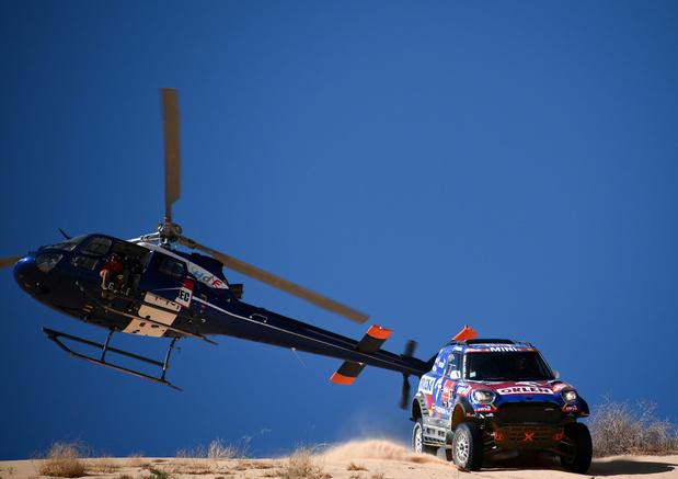 Un Dakar plus écolo, c'est possible?