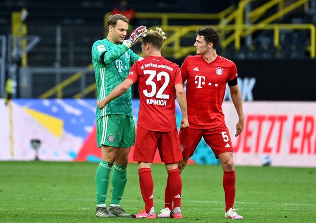 Un soir en Bundesliga: le Bayern prend le large