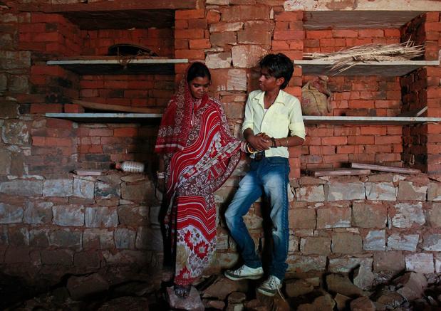 Onderzoek: klimaatverandering is risicofactor voor kindhuwelijken