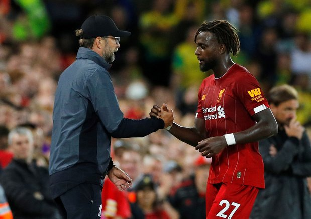 """Origi, le Super Sub de Liverpool: """"La personne la plus cool de tout le football"""""""