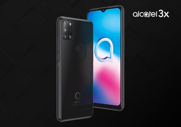 Tentez de remporter un smartphone Alcatel 3X