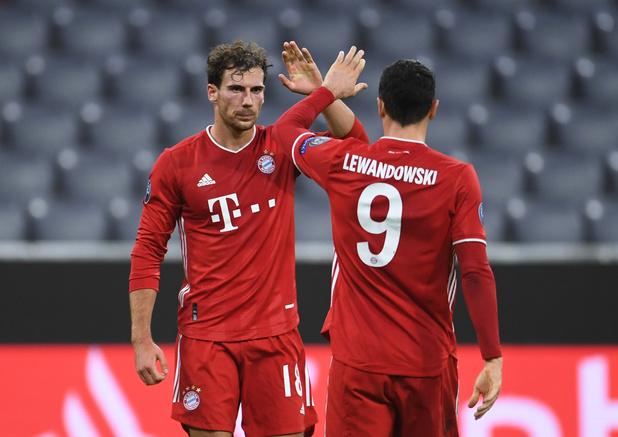 Le Bayern corrige l'Atlético, Lukaku sauve l'Inter, Liverpool et City s'imposent