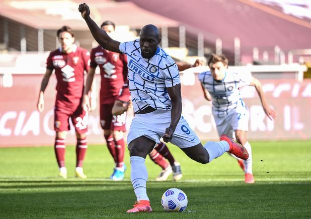 Serie A: L'Inter enchaine, Lukaku encore buteur