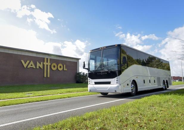 Van Hool enregistre des pertes en Belgique