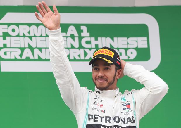 Lewis Hamilton, grande gueule et bonne conscience de la F1