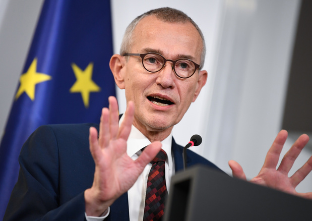 """Covid: """"nous sommes proches d'un tsunami à Bruxelles et en Wallonie"""""""