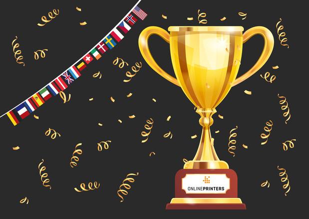 Onlineprinters récompensé lors des European Business Awards