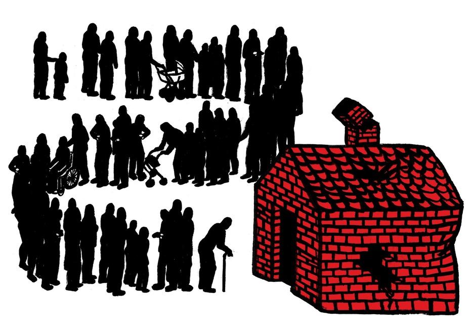 De (on)zin van het aanklagen van ons woonbeleid: 'Rechters hebben al werk genoeg'