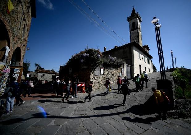 Toscane: la ville natale de Léonard de Vinci rappelle son influence sur l'oeuvre du peintre génial