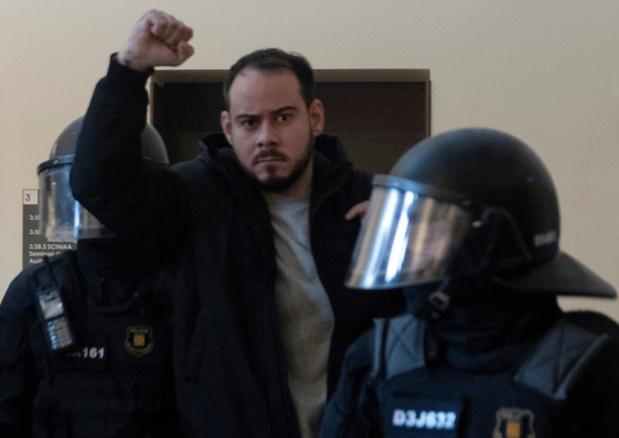 Rellen in Spanje na arrestatie rapper