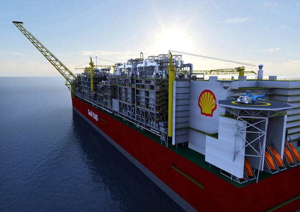 Des milliers d'emplois seraient menacés chez Shell