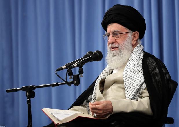 """Iran: Khamenei dénonce l'""""hostilité"""" des Européens"""
