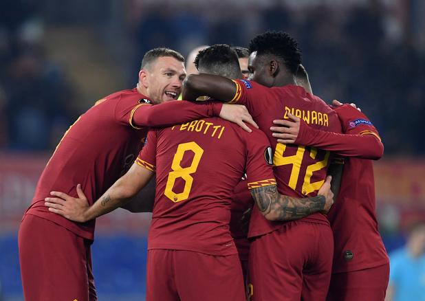 """Europe League: L'AS Rome est """"prête à affronter La Gantoise"""""""