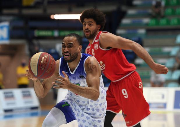 Oostende voor tiende keer op rij basketkampioen