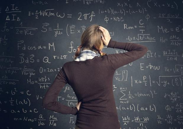 Du danger de ne pas être fort en maths!