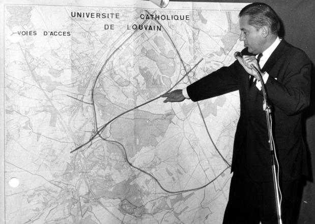 Cinquante ans après, Louvain-La-Neuve doit être davantage qu'un symbole (analyse)