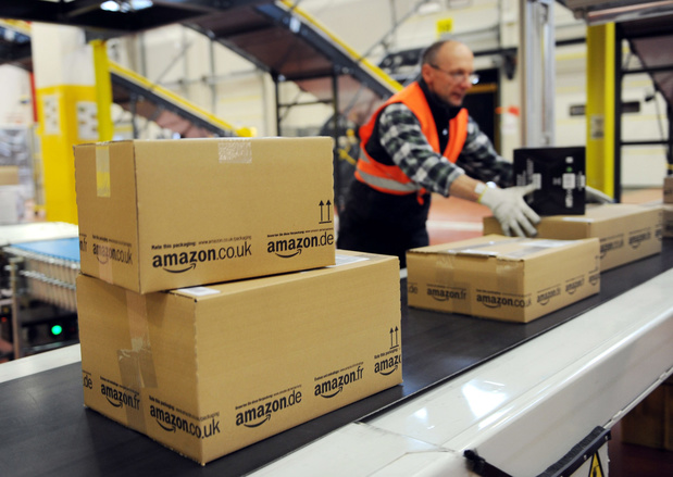 Amazon a embauché 250.000 personnes pour les fêtes