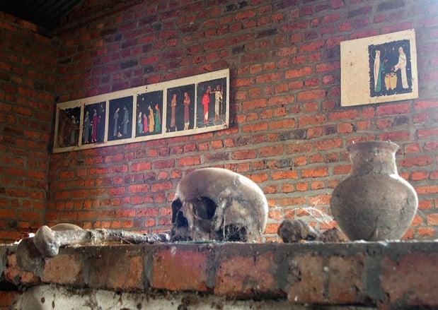 Génocide des Tutsis: trois Rwandais interpellés en Belgique (info Le Vif)
