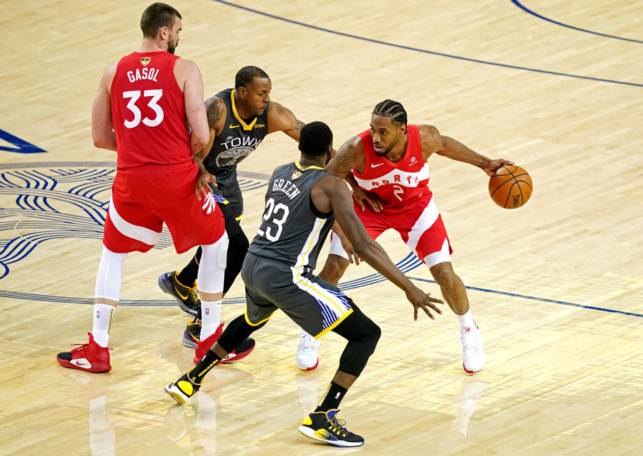 De historische basketbaltitel is niet alleen goed nieuws voor Toronto, maar ook voor de NBA