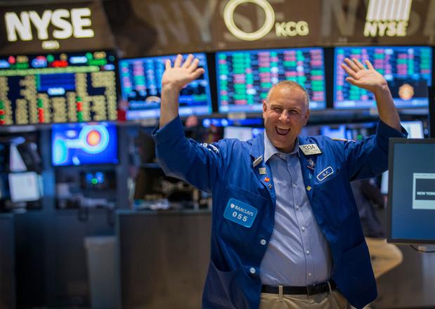 Wall Street: le S&P 500 dépasse les 3.000 points pour la première fois de son histoire