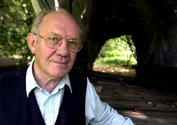 Luc Versteylen overleden - stichter van Agalev