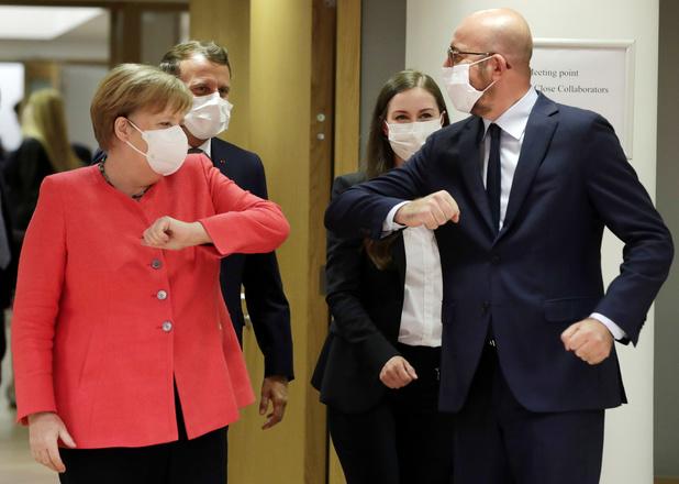 """De """"nouvelles propositions"""" attendues sur le plan de relance pour débloquer le sommet européen"""