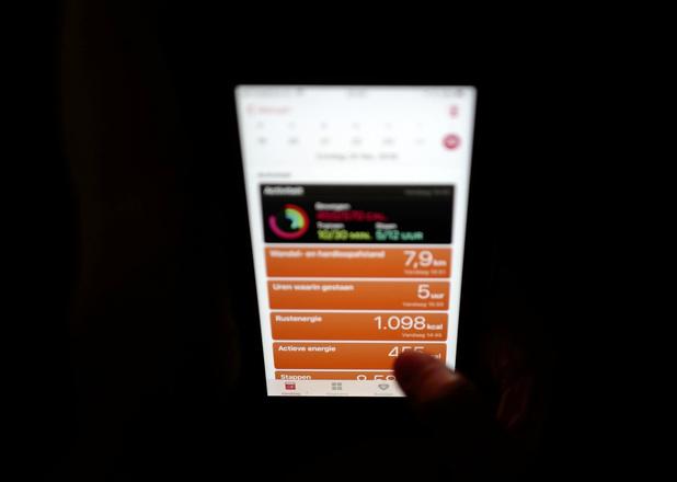 Al vijf mobiele gezondheidsapps op eHealth-platform