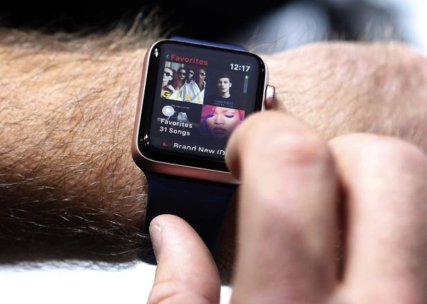 Apple neemt patent op horlogebandje dat je huid identificeert