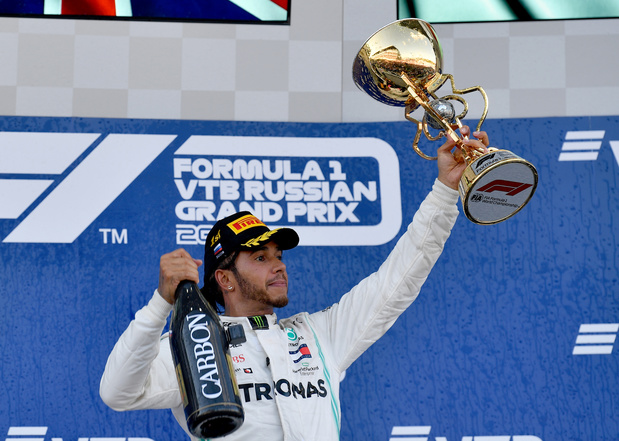 La F1 se peint en vert