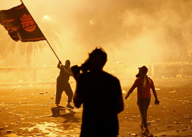 Explosions meurtrières en Irak où les violences entre manifestants et forces de l'ordre enflent