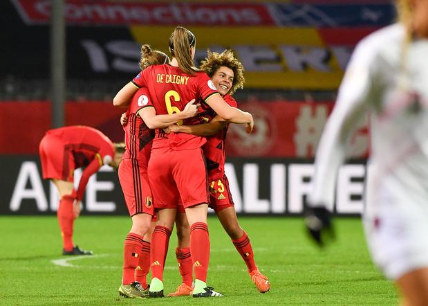 Les Red Flames à l'EURO: l'âge de raison