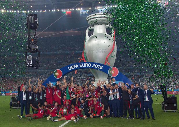 Quiz du jour: les finalistes de l'EURO