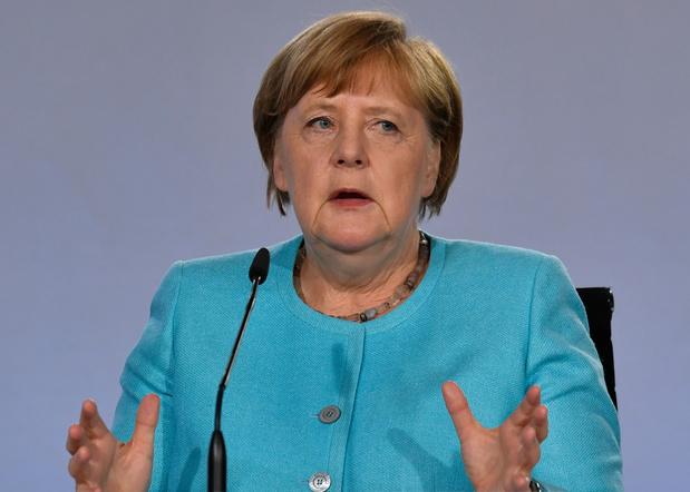 Angela Merkel: 'Verenigd Koninkrijk moet leven met gevolgen van lossere banden met EU'