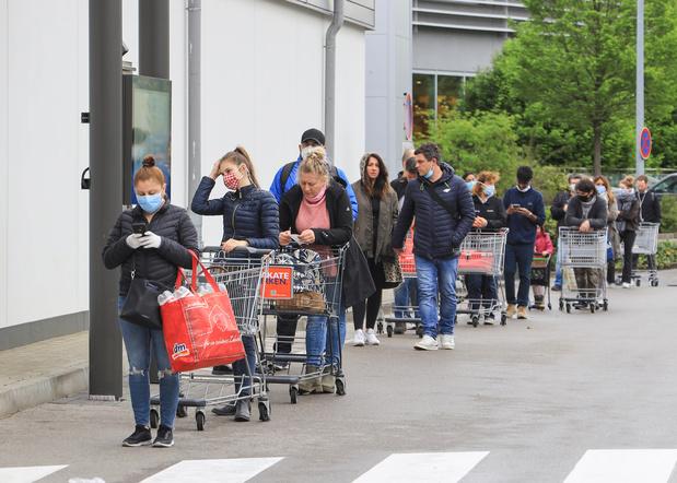 'Kwaliteit van maskers in supermarkten niet geverifieerd'