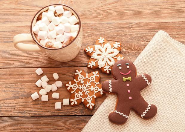 4 recettes pour un délicieux goûter de Noël