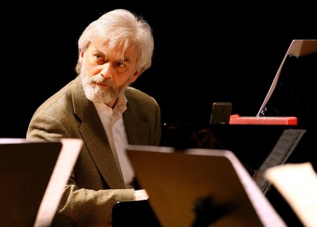 Toppianist Krystian Zimerman in deSingel