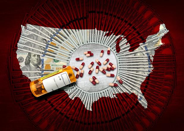 Débordés par la pandémie, les Etats-Unis rechutent dans la drogue et les overdoses