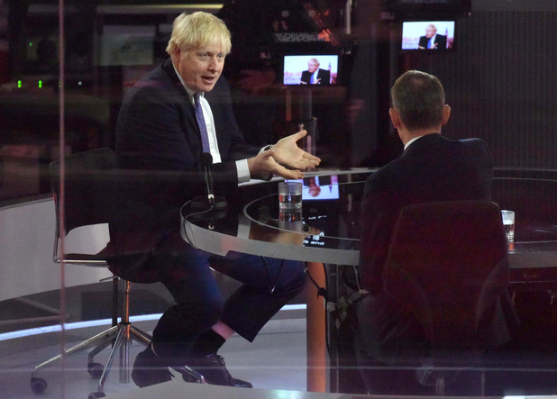 Boris Johnson: 'Verenigd Koninkrijk kan best verder leven met no-deal'