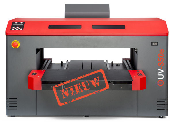 Nieuw van Compress, de iUV 350s UV LED Printer