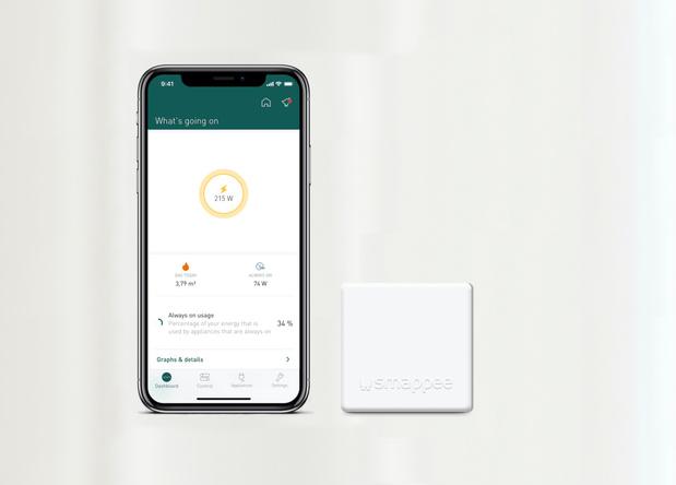 Smappee introduceert uitleesmodule voor digitale energiemeter van Fluvius