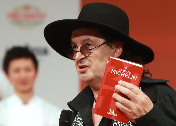 Rétrogradé au Michelin: décision mardi pour le chef français Marc Veyrat