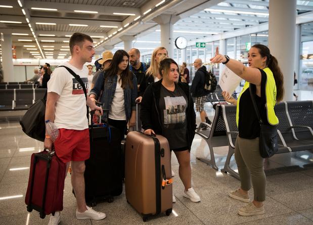 Faillite de Thomas Cook: quelles conséquences pour les voyageurs belges ?