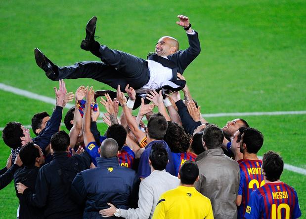 Quiz van de dag: coaches FC Barcelona