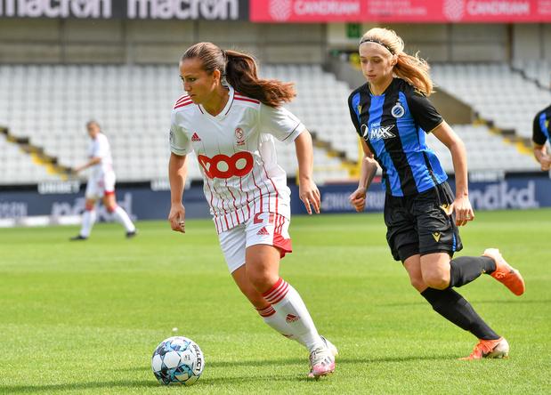 Super League: carton plein pour Bruges... et pour Charleroi (VIDÉO)