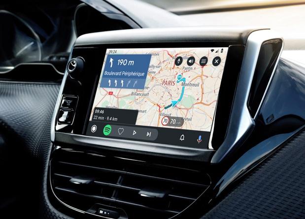 TomTom GO Navigation à présent disponible via Android Auto