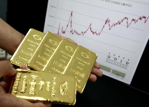 L'or est en pleine forme, avec une hausse de 19% depuis le début de l'année