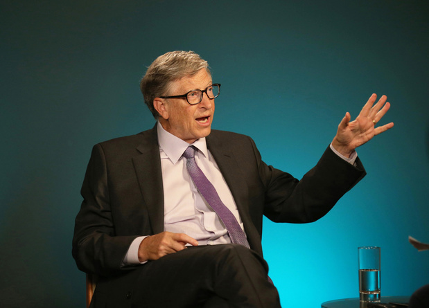 Bill Gates bereid tot miljardeninvestering in Amerikaans infrastructuurplan